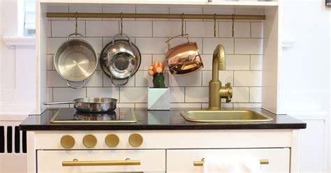 ikea hacks play kitchen home design and decor reviews modern play kitchen ikea duktig play kitchen hack hometalk