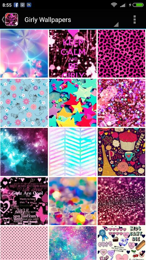 girly wallpaper for android phone girly wallpapers android apps on google play