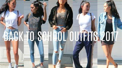 school outfit ideas   virtuallykobe