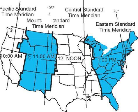 mountain time zone map mountain time zone map