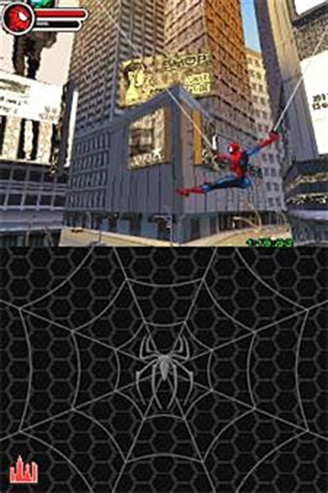 emuparadise spiderman 3 spider man 3 review for the nintendo ds nds