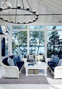 Navy And White Chair Design Ideas 25 Coastal And Inspired Sunroom Design Ideas Digsdigs