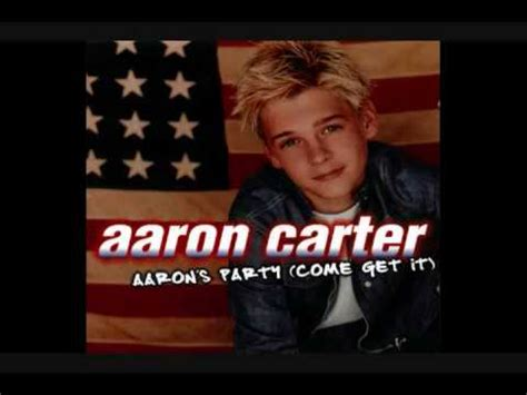 aaron carter the clapping song aaron carter snappy burger song