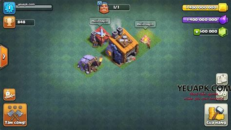 coc mod game for android clash of clans hack mới nhất hd mod game coc cho android