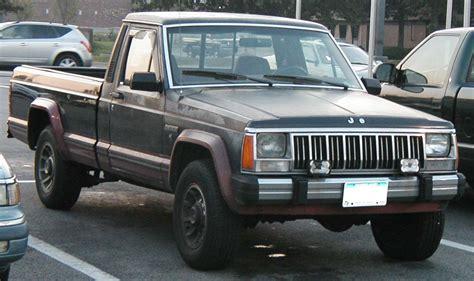 jeep comanche jeep comanche history photos on better parts ltd