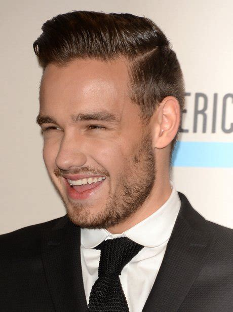 liam payne is in high spirits arriving at the american