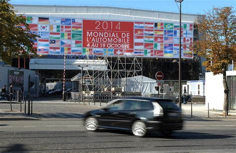 Motor Trade Golf Society by Preparations For Paris Auto Show Shanghai Daily