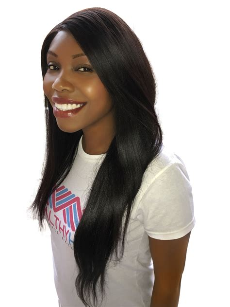 nigerian sew in hair virgin remy sew in weave hair extensions yaki relaxed