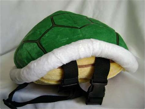 cuddly turtle knapsacks koopa shell backpack