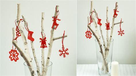 arbol de navidad con ramas 193 rbol de navidad con ramas adornos de fieltro