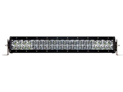 20 E Series Led Light Bar Shop Rigid 20 Inch E Series White Spot Flood Led Light Bar