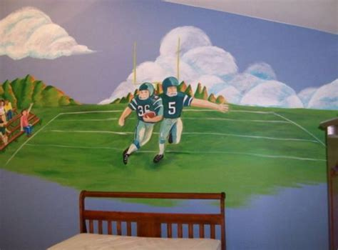 sports wall murals 50 sports bedroom ideas for boys ultimate home ideas
