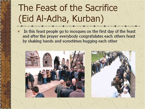 the feast of the the feast of sacrifice and hajj pii resource center