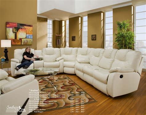 southern motion sectional sofa avalon southern motion sectional sofa ogle furniture