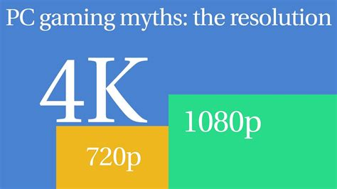 pubg 720p vs 1080p pc gaming myths 1 720p vs 1080p vs 4k how much can your