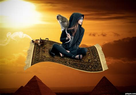 magic carpet ride picture by rturnbow for sitting girl