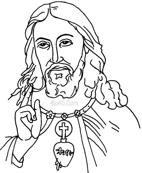 free printable coloring pages jesus jesus on the cross cliparts co