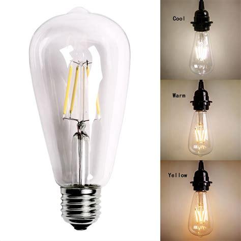 Enter Emergency Retro 0 4w retro edison e27 4w led filament light useful bulb