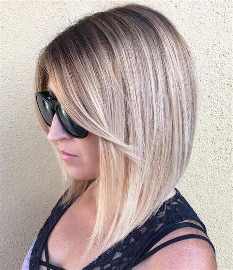 Medium Length Thin Hairstyles by 70 Darn Cool Medium Length Hairstyles For Thin Hair