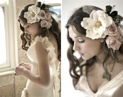 Wedding Hair Decoration Flower by Flowers For Wedding Hair