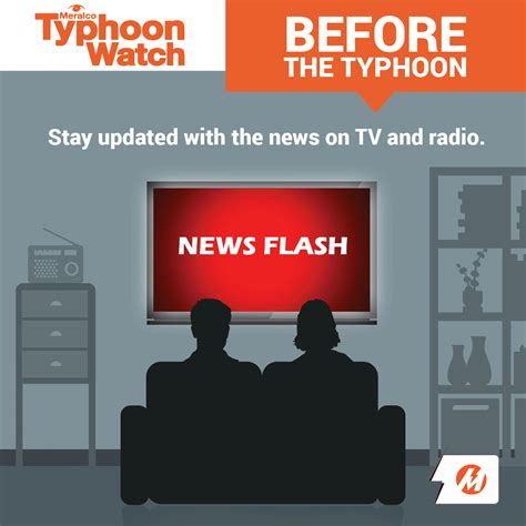 News And Tips by Typhoon Safety Tips Meralco