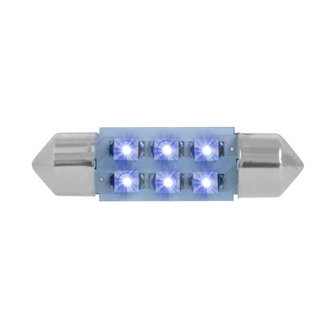 211 2 dome type 6 led light bulb grand general auto