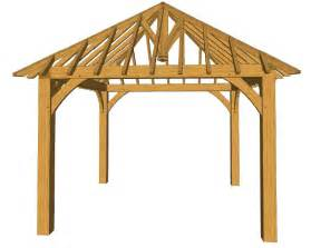 Square Gazebo Plans 12x12 by 12x12 Square Gazebo Roof Plans Pictures To Pin On