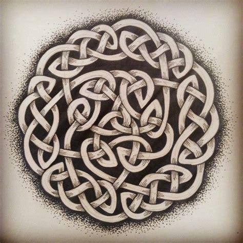cenefas celtas 17 mejores ideas sobre tatuaje de nudo celta en
