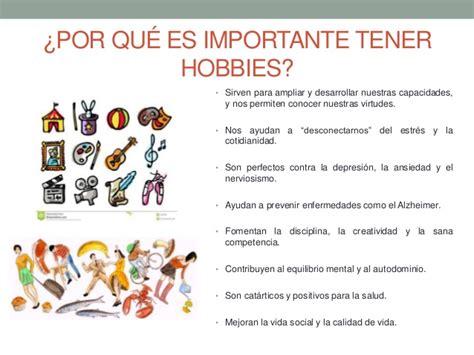 imagenes de hobbies en ingles diapostivia sobre hobbies