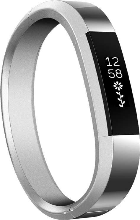 Fitbit Alta Hr Fitness Wristband Smartwatch Tracker Black L fitbit launches alta activity tracker to compete against microsoft band