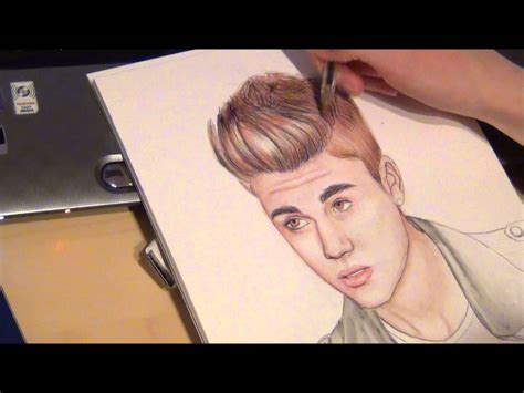 justin bieber painting image gallery justin bieber painting