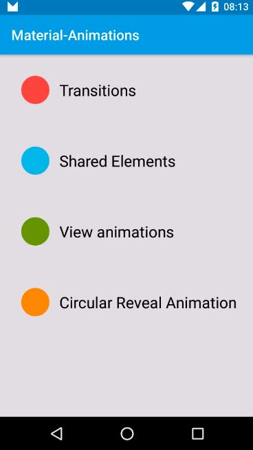 github lgvalle material animations android transition github lgvalle material animations android transition