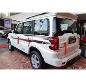 New Mahindra Scorpio  AUTOBICS