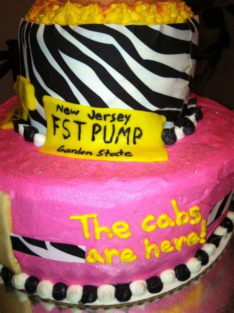 themed birthday cakes nj jersey shore theme birthday cake cakecentral com