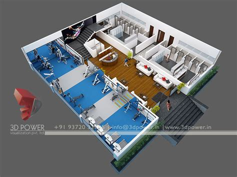 visualizing and demonstrating 3d floor plans home design gallery 3d cutsection floor plan 3d architectural