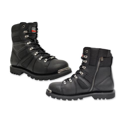 milwaukee boots milwaukee motorcycle clothing co s ranger black
