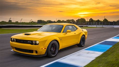 widebody hellcat green 2018 challenger hellcat widebody review here s why you