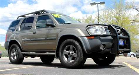 nissan xterra dealership pre owned vehicle spotlight 2002 nissan xterra se