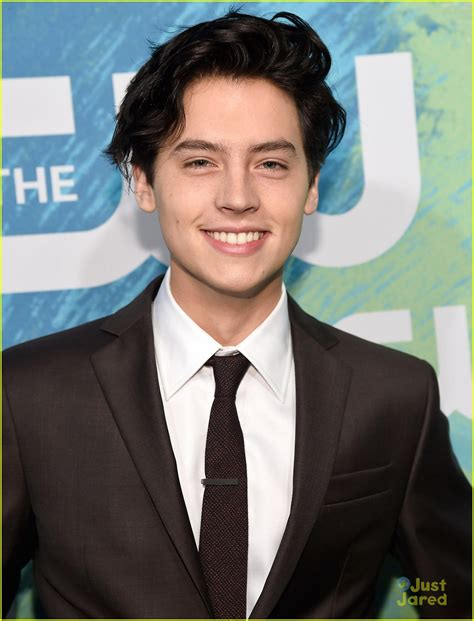 cole sprouse if you call cole sprouse this name he ll turn around for