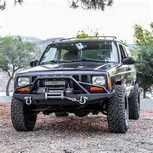 Jeep Xj Tuff Stuff Jeep Xj Front Winch Bumper Tuff