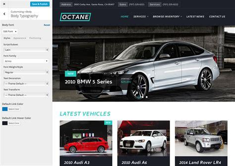 themeforest motors 8 car dealer wordpress themes