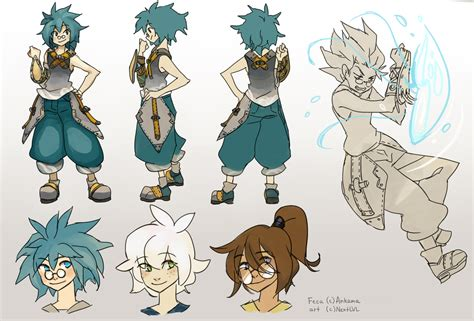 Stylish Design by Wakfu Feca Fanmade Reference Page By Next Lvl On Deviantart