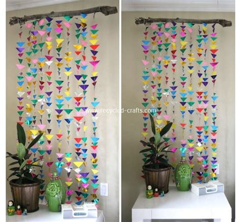 room decorating ideas diy diy upcycled paper wall decor ideas recycled things