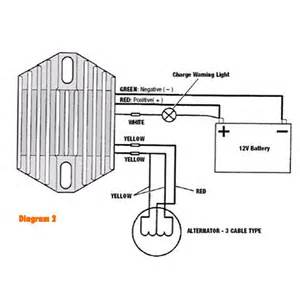 voltage regulator rectifier models cagiva elefant