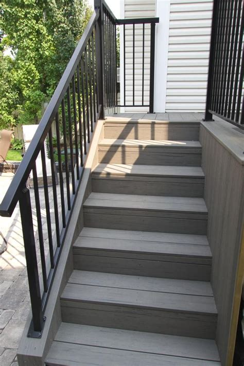 Kitchen Collection Hershey Pa by Composite Deck With Aluminum Railing 28 Images Capped