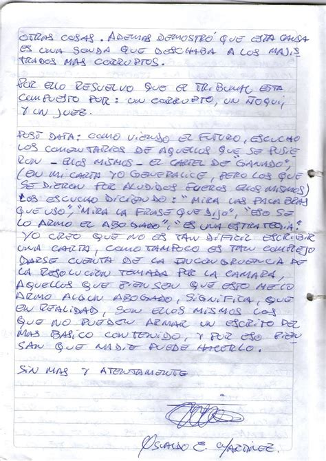 el juez garz 243 n como escribir una carta a un juez de inmigracion