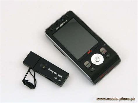 Sony Ericsson W910 sony ericsson w910 mobile pictures mobile phone pk
