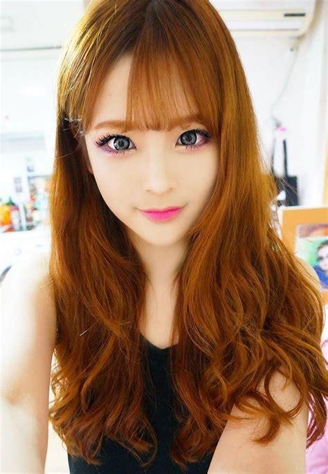 popular hair colour for korean m 225 s de 1000 ideas sobre peinados coreanos en pinterest