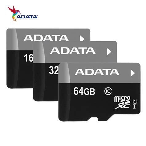 V Micro Sd Turbo memory card 16g 32gb 64g original adata c10 micro sd card tf trans flash card sdhc sdxc uhs i