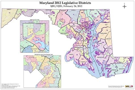 maryland map congressional districts maryland 2010 redistricting maryland legislative districts